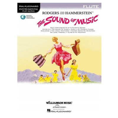 The Sound of Music - Flute Playalong