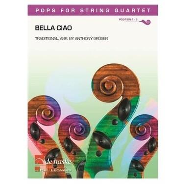 Bella Ciao - String Quartet