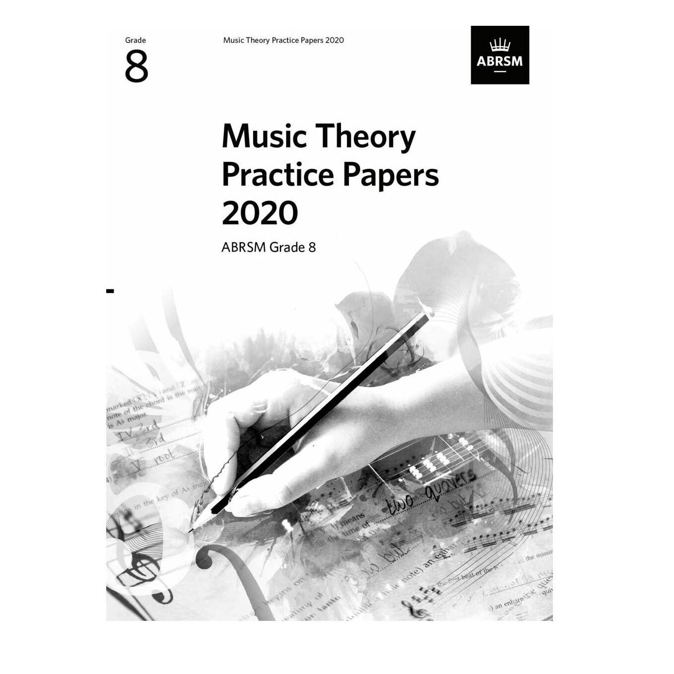 ABRSM Music Theory Practice Papers (new 2020 format) - Grade 8