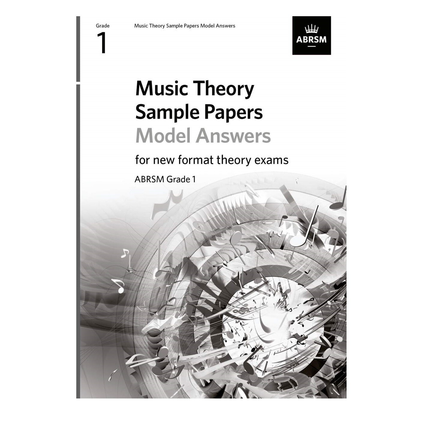 ABRSM Music Theory Sample Papers Model Answers (new 2020 format) - Grade 1