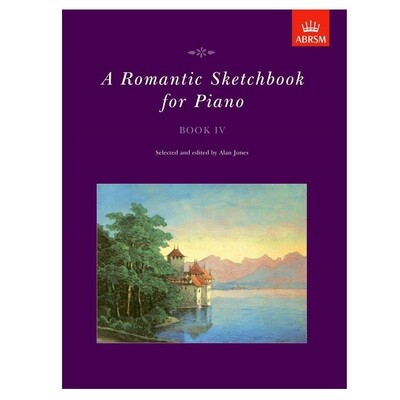 A Romantic Sketchbook for Piano, Book IV