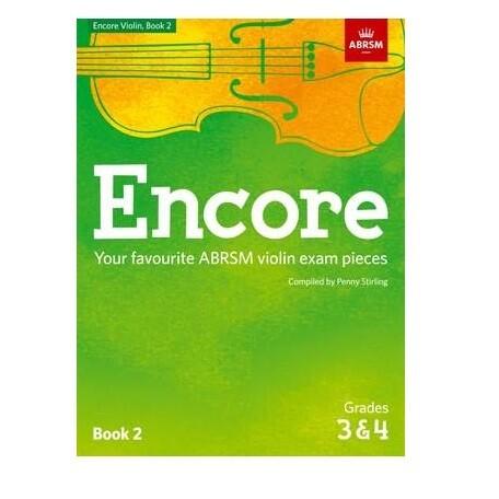 Encore: Violin Book 2 (Grades 3 & 4)
