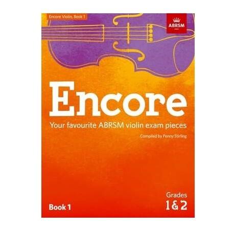 Encore: Violin Book 1 (Grades 1& 2)