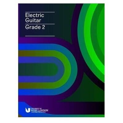LCM Electric Guitar Handbook Grade 2 (2019+)