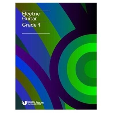 LCM Electric Guitar Handbook Grade 1 (2019+)