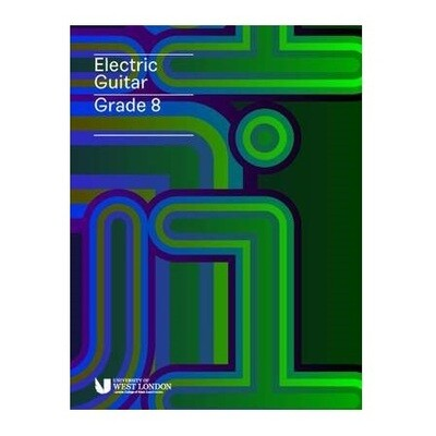 LCM Electric Guitar Handbook Grade 8 (2019+)