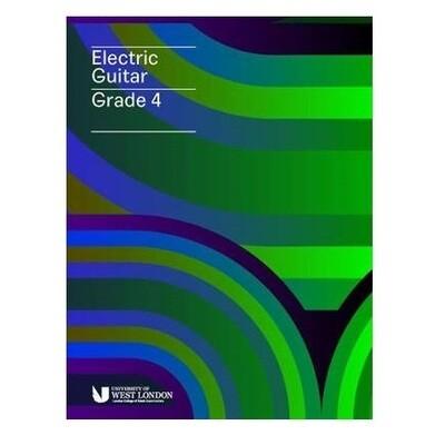 LCM Electric Guitar Handbook Grade 4 (2019+)