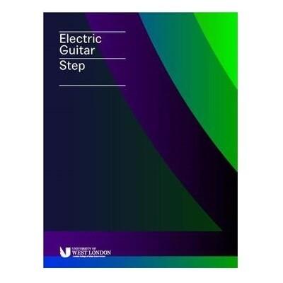 LCM Electric Guitar Handbook Step 1 (2019+)