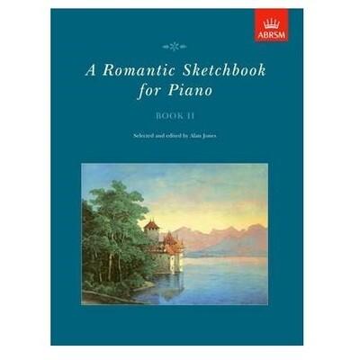 A Romantic Sketchbook for Piano, Book II
