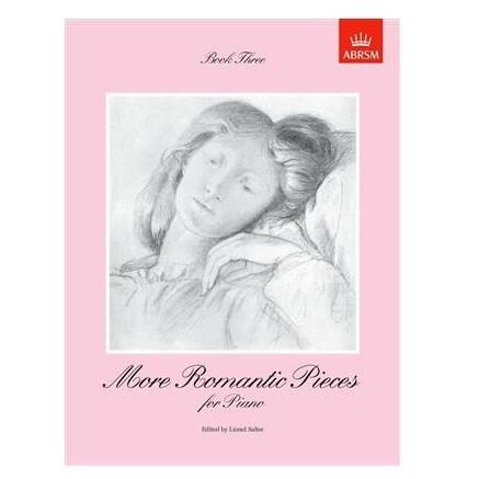More Romantic Pieces for Piano, Book III