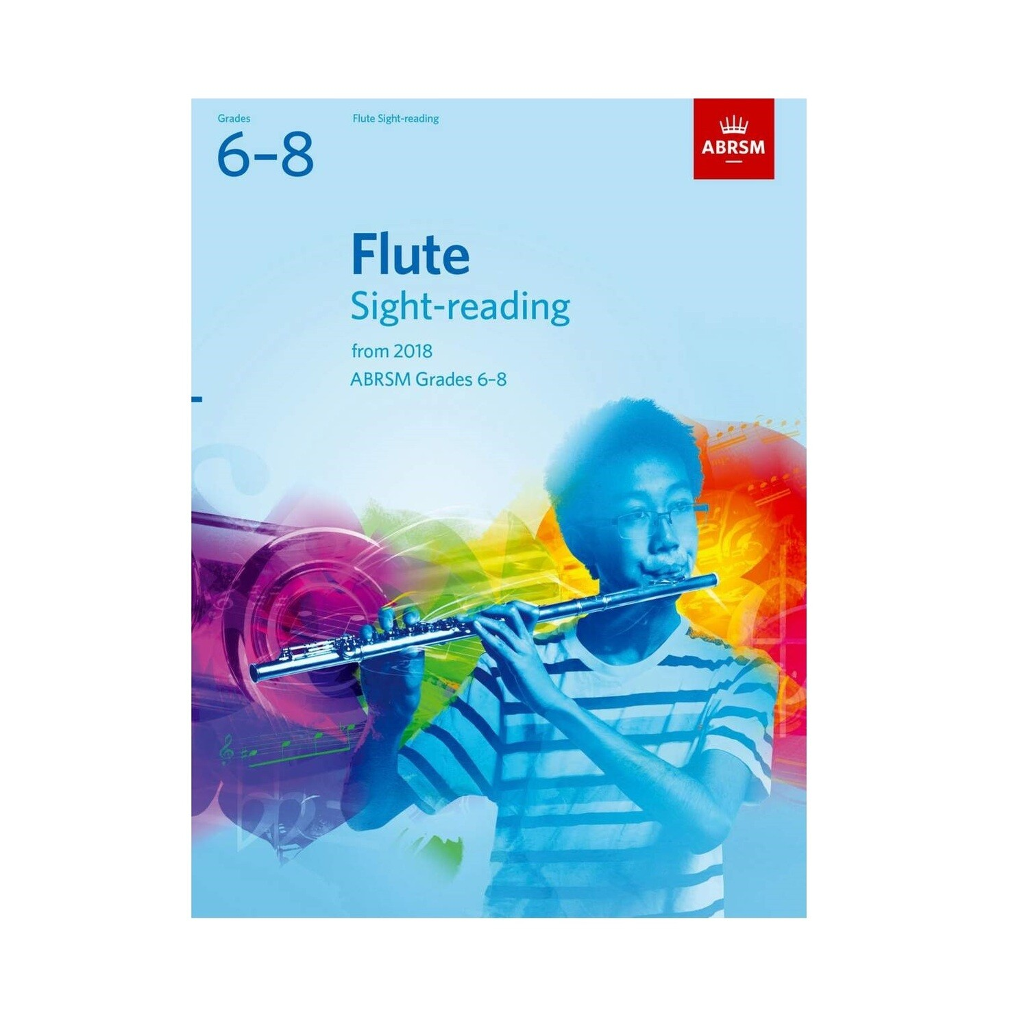 ABRSM Flute Sight-Reading Tests Grades 6-8 (From 2018)