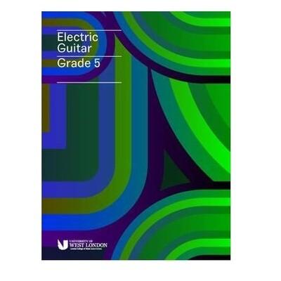 LCM Electric Guitar Handbook Grade 5 (2019+)