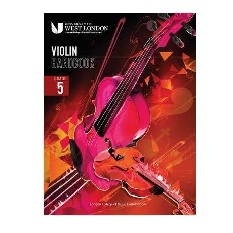 LCM Violin Handbook Grade 5 2021