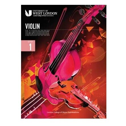 LCM Violin Handbook Step 1 2021