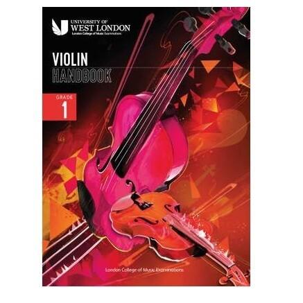 LCM Violin Handbook Grade 1 2021