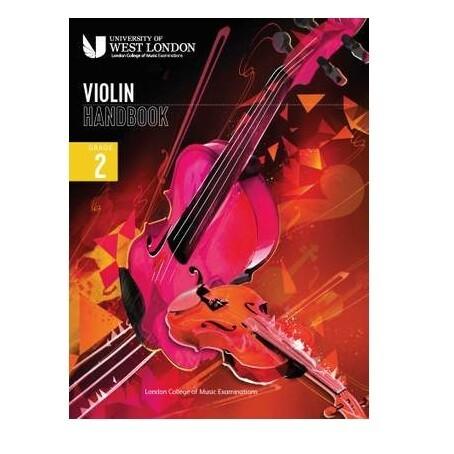 LCM Violin Handbook Grade 2 2021
