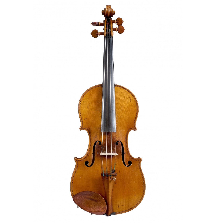 A French Violin, probably Mirecourt circa 1870