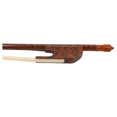 Snakewood Baroque Bow