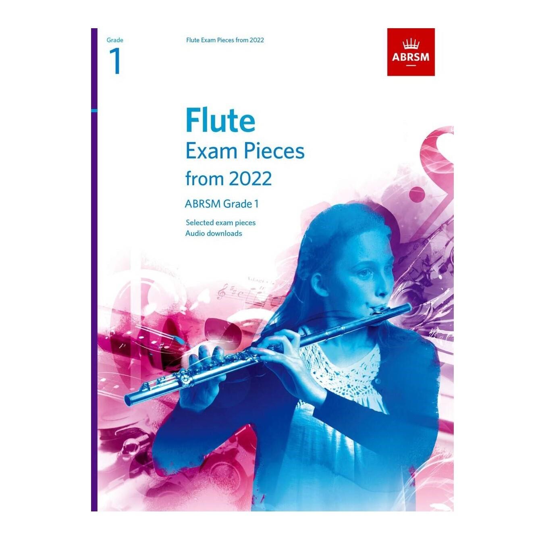 ABRSM Flute Exam Pieces Grade 1 2022-2025