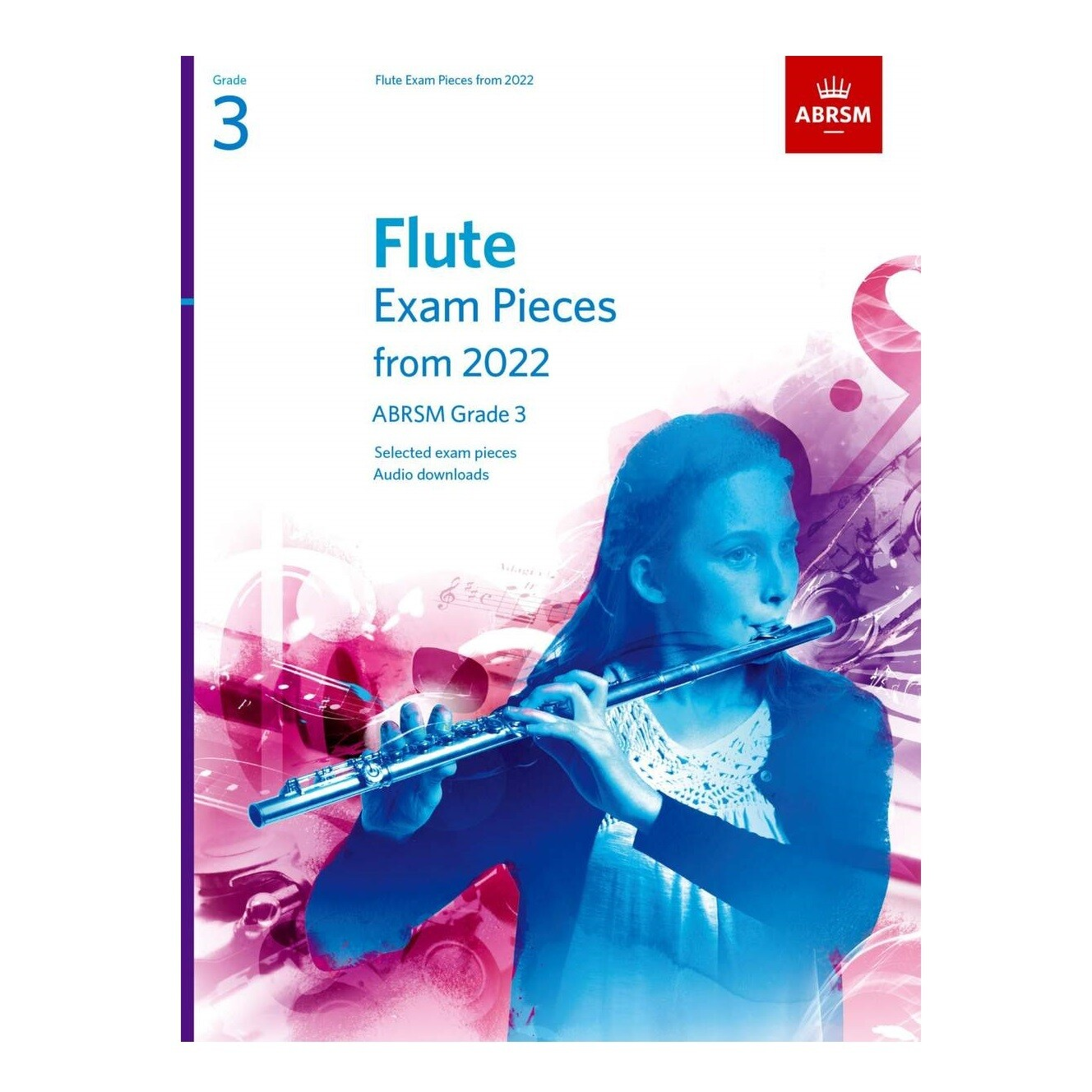 ABRSM Flute Exam Pieces Grade 3 2022-2025