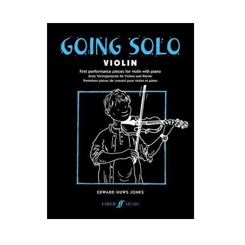 E.H. Jones: Going Solo