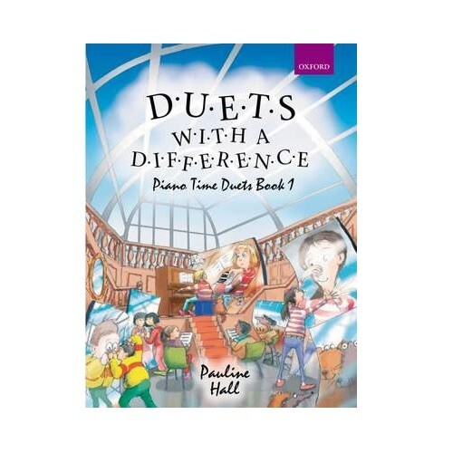 Piano Time - Duets with a Difference