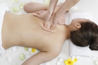 120 minutes massage bien-être