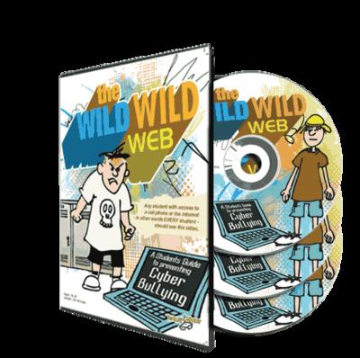The Wild Wild Web DVD - THREE PACK