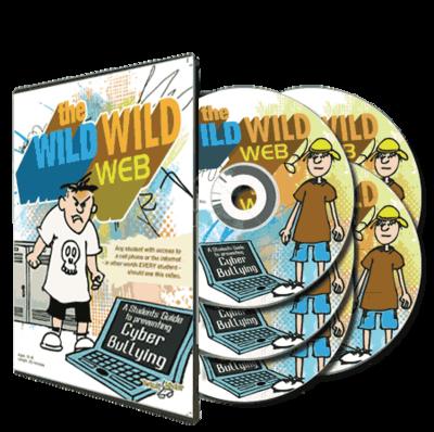 The Wild Wild Web DVD - FIVE PACK
