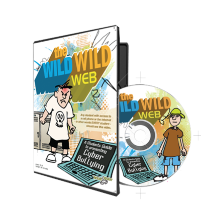 The Wild Wild Web DVD - classroom or library version