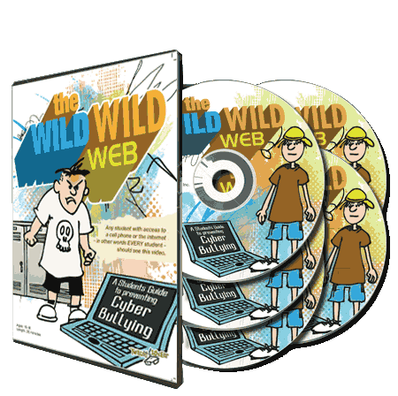 The Wild Wild Web DVD - FIVE PACK