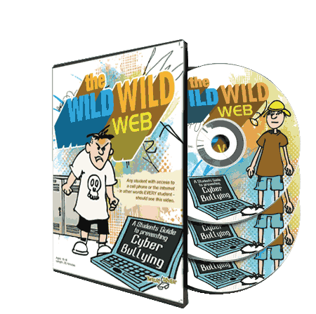 The Wild Wild Web DVD - THREE PACK