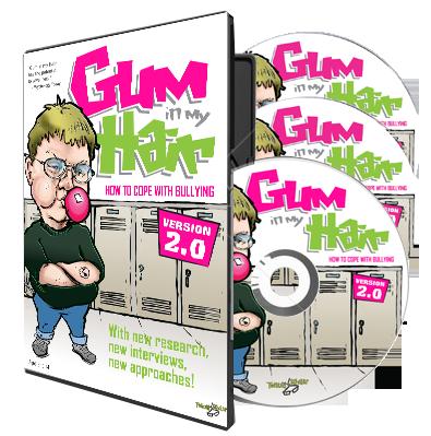Gum in my Hair v2.0 - THREE PACK