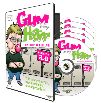 Gum in my Hair v2.0 - FIVE PACK