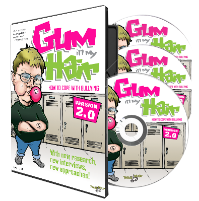 Gum in my Hair v2.0 - THREE PACK