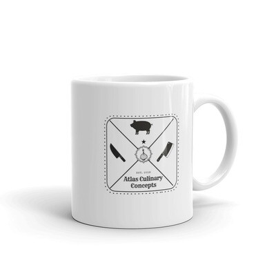 Atlas 11oz Mug
