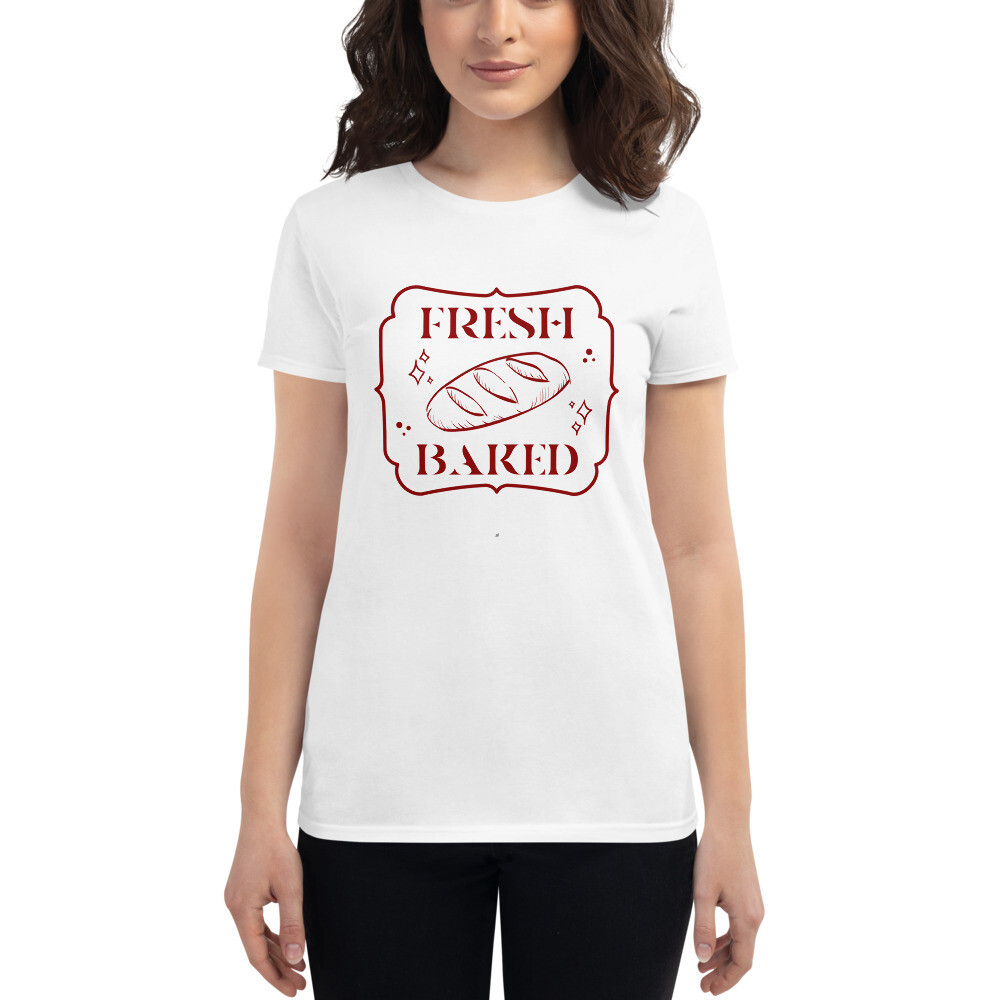 Fresh Baked Women's short sleeve t-shirt