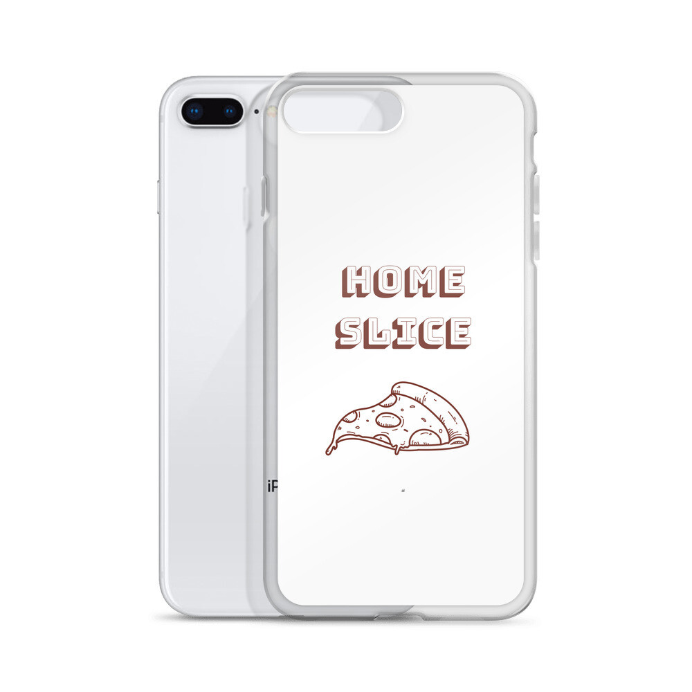 Home Slice iPhone Case