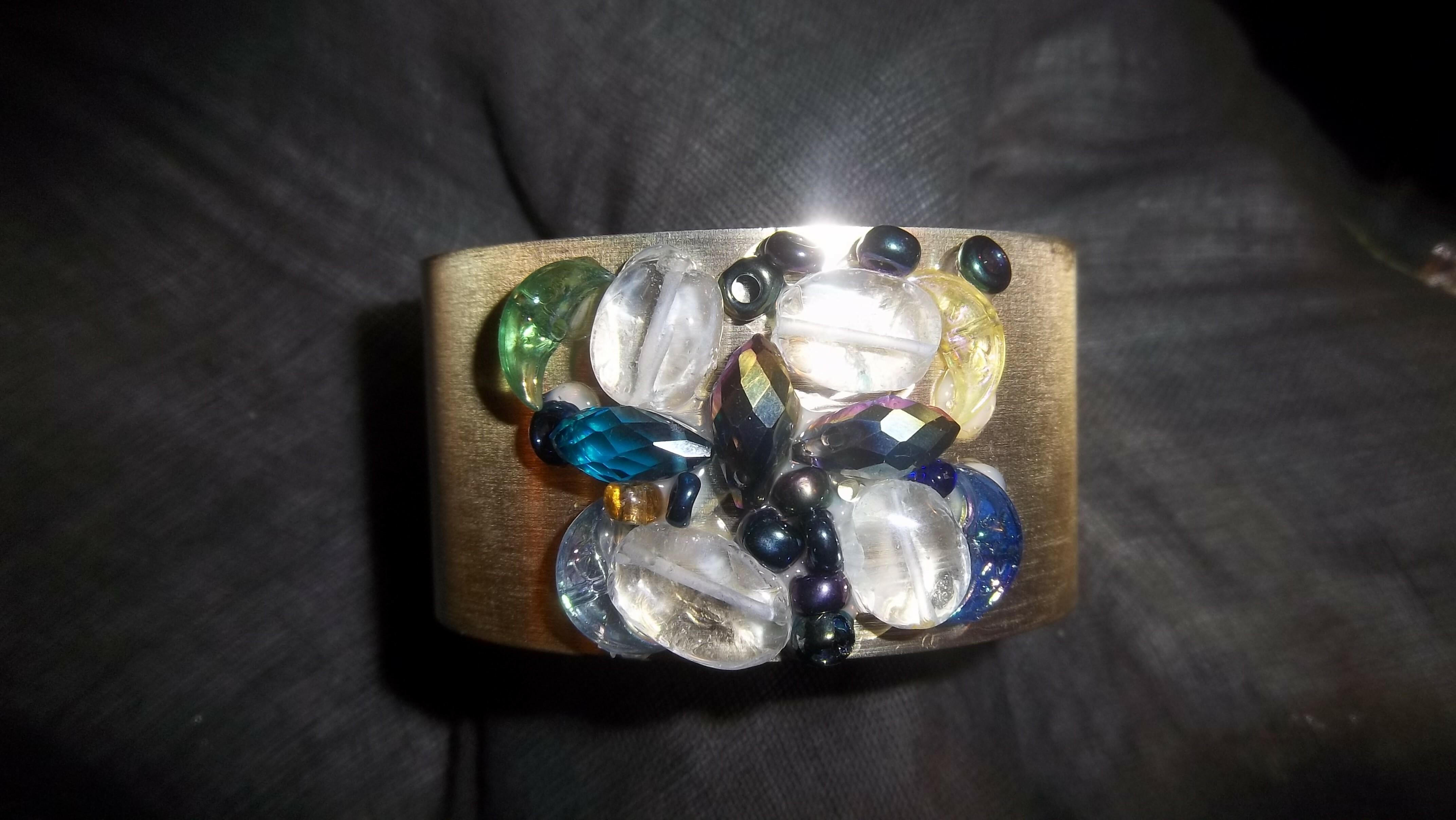 FOUR MOONS Crystal Auric Bracelet 00035
