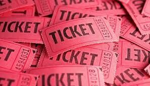 Bundle of Raffle Tickets