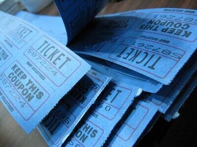 FOKBS Golf Tournament - Raffle tickets