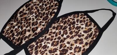 Cheetah scatter bling