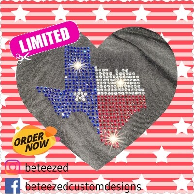 Texas Bling Design