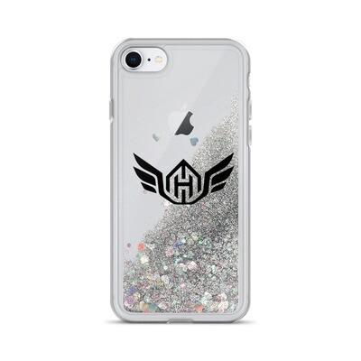 Huck Da Manager Liquid Glitter Phone Case