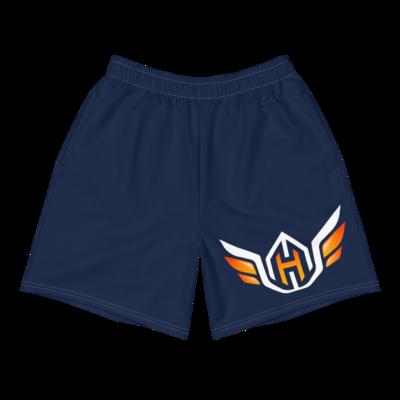 Huck Da Manager Men's Athletic Long Shorts