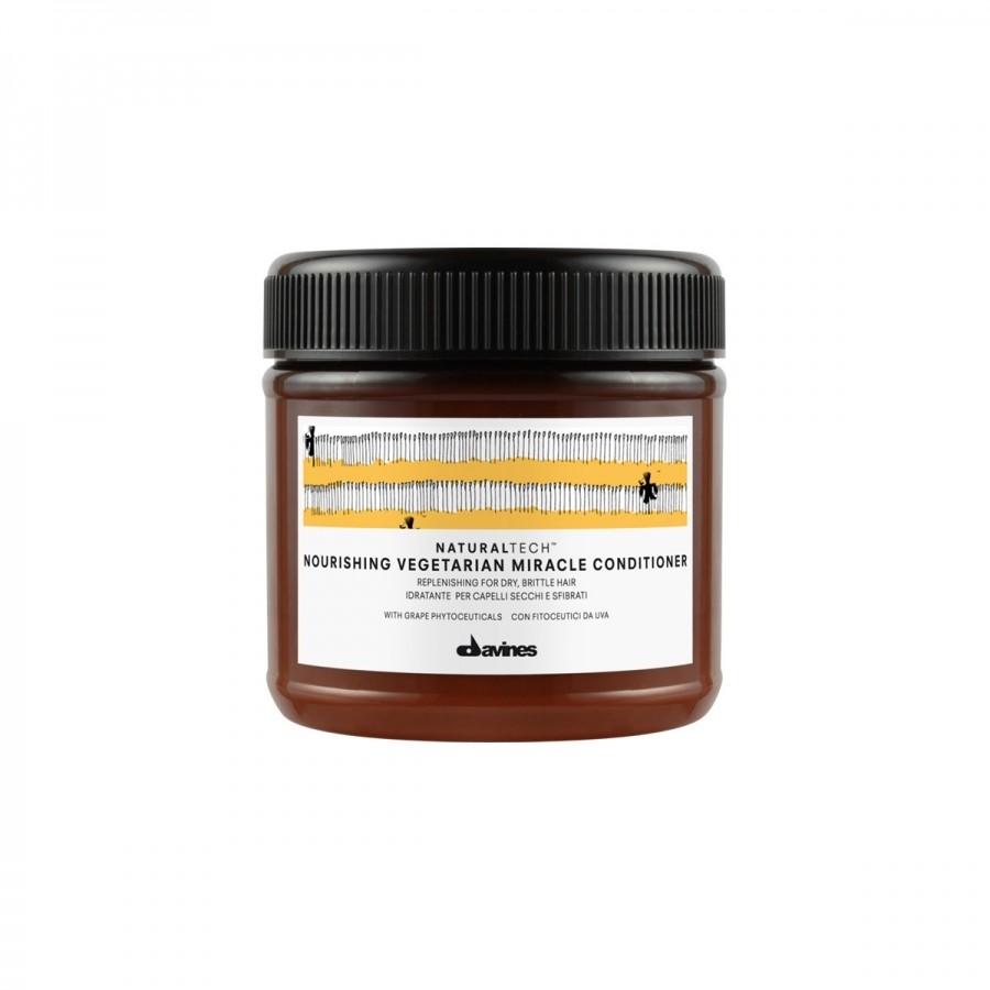 Davines Nourishing Vegetarian Miracle 250 ml | Acondicionador Nutritivo