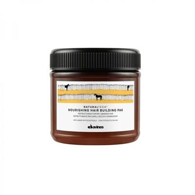 Davines Nourishing Vegetarian Miracle Mask 250 ml | Mascarilla Restructurante