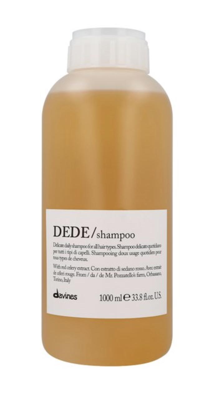 Davines DEDE Shampoo 1 lt | Limpieza Delicada