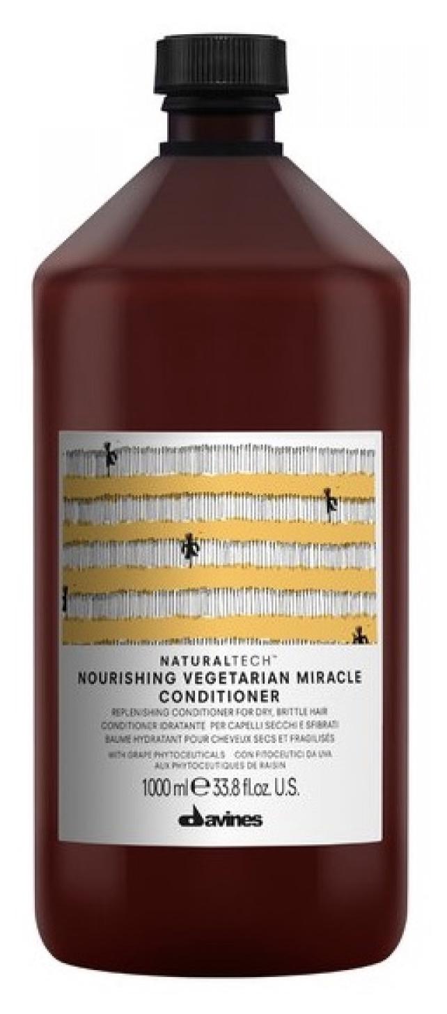 Davines Nourishing Vegetarian Miracle 1 lt    Acondicionador Nutritivo
