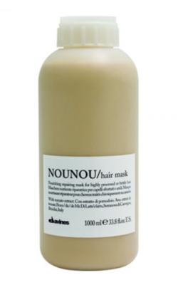 Davines NOUNOU Hair Mask 1 lt | Nutrición Intensiva